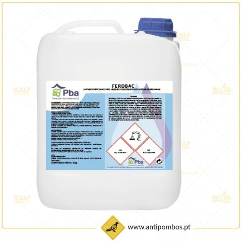 Desinfectante FEROBAC - 5 Lt