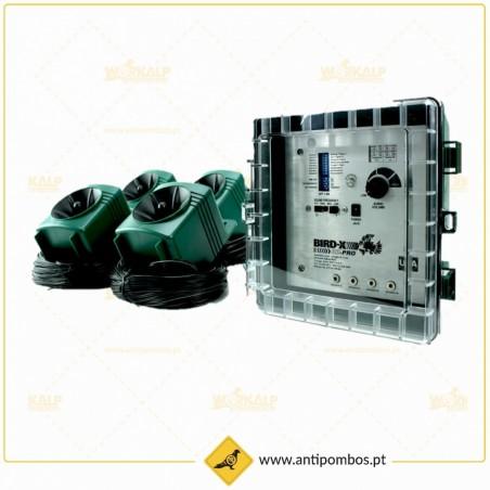 BroadBand Pro-Repelente Eletrónico Para Pombos