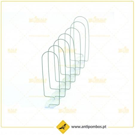 Espiral Anti Pássaros Oval
