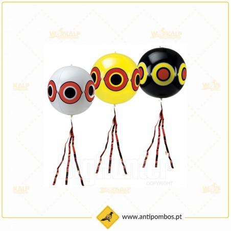 Afugentador de Pássaros Balão - Scary Eye