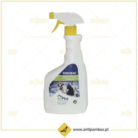 Desinfectante FEROBAC 750ml