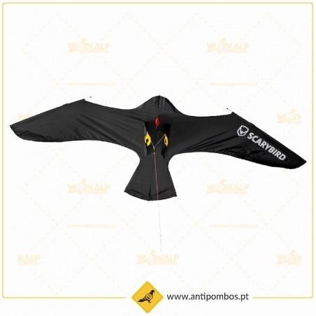 Kite Falcão Voador para Afastar Pombos e Outros Pássaros